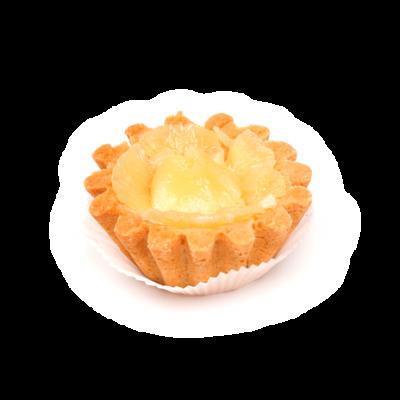 Корзиночка с ананасом