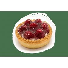 Корзиночка с ягодами (малина)