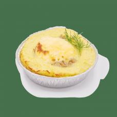 Фишка картофельная с тунцом