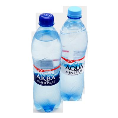 Вода Аква 0,6