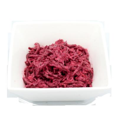 Салат из свеклы с миндалем