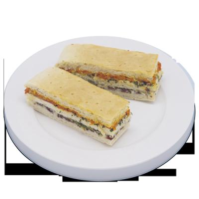Пирог «Сэндвичный»